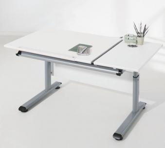 PAIDI Marco 2 130 GT (GeTeilt) Schreibtisch 130 x 70 cm 1497356