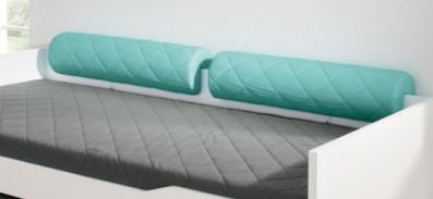 PAIDI Comfortrolle Länge 85,30cm mit Baumwollbezug 2527500 VERSANDKOSTENFREI