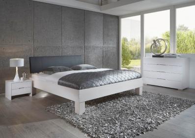 Massivholz Bett Classic 380 von Dico