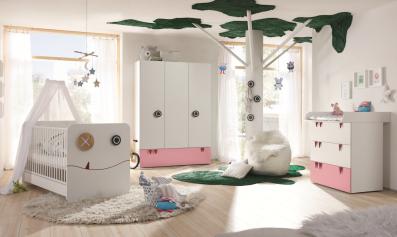 NOW by Hülsta Minimo Babyzimmer Kombination 3