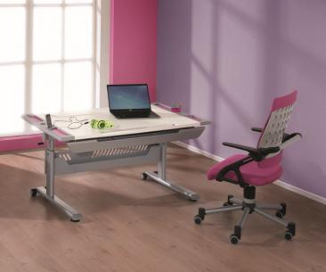 paidi schreibtisch tablo kreidewei versandkostenfrei. Black Bedroom Furniture Sets. Home Design Ideas