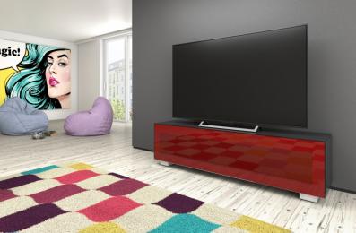 Munari Magic MG 178 TV-Unterteil mit Frontklappe VERSANDKOSTENFREI