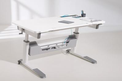 paidi kabelkanal f r schreibtisch metall silberfarbig 1408121 versandkostenfrei. Black Bedroom Furniture Sets. Home Design Ideas