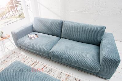 Candy Sofa SEVENTIES 3-Sitzer medium 250 cm