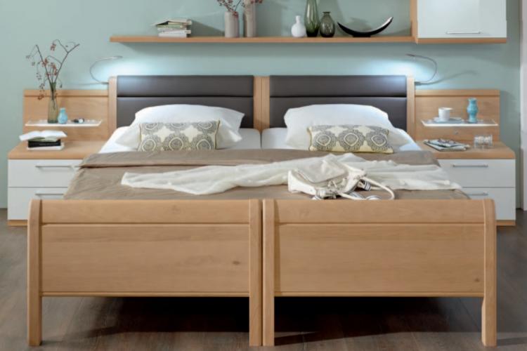 Disselkamp Comfort Twin Bett Kopfteil Polster