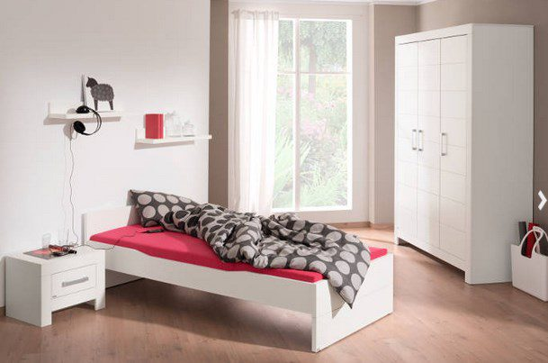 paidi fiona liege kreidewei liegefl chengr e w hlbar versandkostenfrei. Black Bedroom Furniture Sets. Home Design Ideas