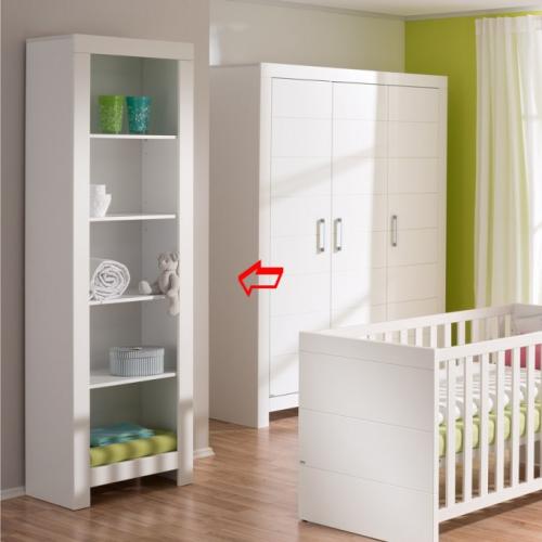 paidi fiona standregal 1316101 kreidewei versandkostenfrei. Black Bedroom Furniture Sets. Home Design Ideas