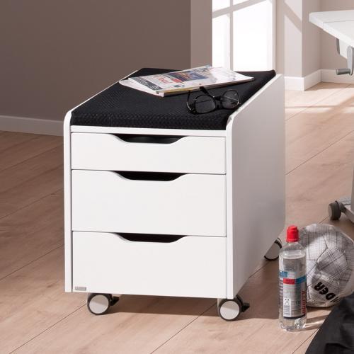 paidi jaro rollcontainer 3s f r schreibtisch farbe w hlbar. Black Bedroom Furniture Sets. Home Design Ideas