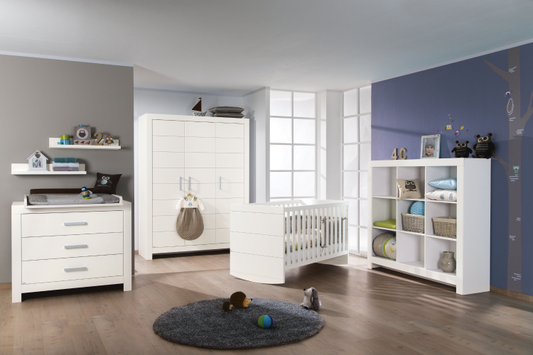 babyzimmer fiona von paidi versandkostenfrei. Black Bedroom Furniture Sets. Home Design Ideas