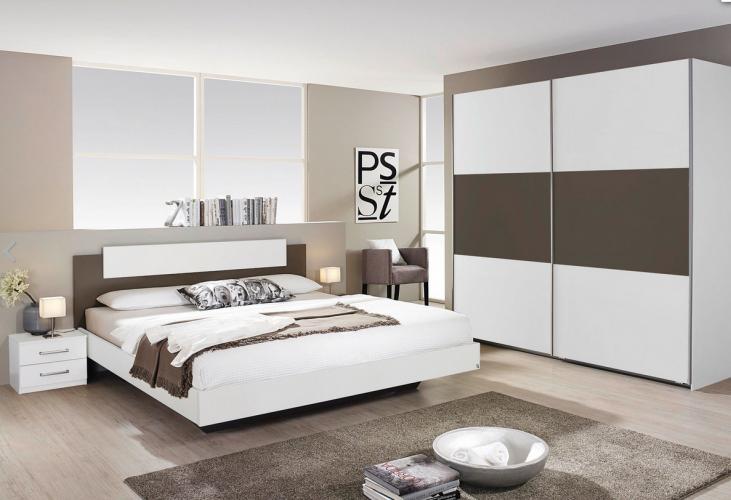 Rauch Schlafzimmer Borba Schlafzimmer-Set in verschiedenen Farben mehrteilig