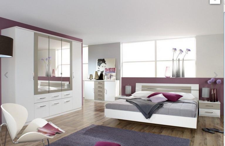 Rauch Schlafzimmer Burano Schlafzimmer-Set mehrteilig in ...