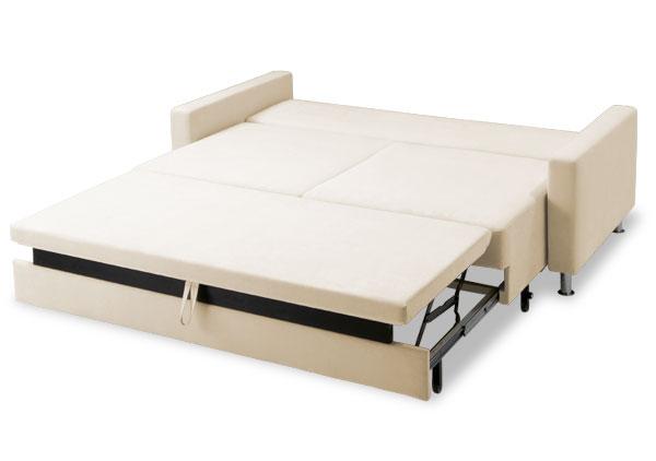 bali schlafsofa flexa stoff schlafcouch diverse ausf hrungen 2 sitzer 140 cm breit. Black Bedroom Furniture Sets. Home Design Ideas