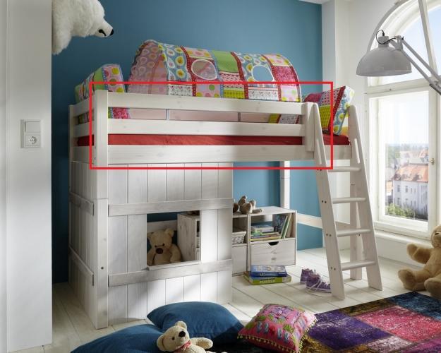 infanskids halbe absturzsicherung f r leiter und rutsche. Black Bedroom Furniture Sets. Home Design Ideas