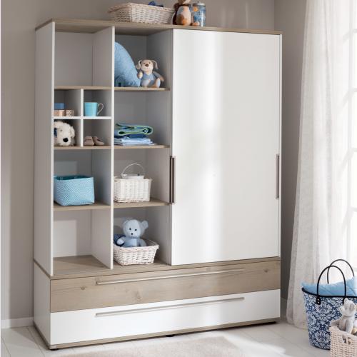 paidi carlo schiebet renschrank breit versandkostenfrei. Black Bedroom Furniture Sets. Home Design Ideas