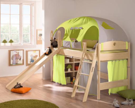 paidi vorhang set uni f r h he 120 125 versandkostenfrei. Black Bedroom Furniture Sets. Home Design Ideas