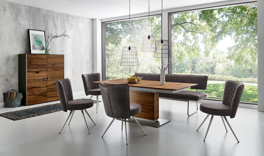 stuhl 2311 leva von venjakob. Black Bedroom Furniture Sets. Home Design Ideas