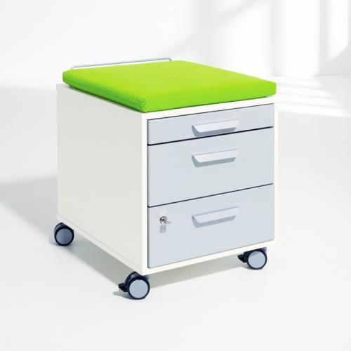 paidi tablo sitzpolster f r container 3s farbe w hlbar. Black Bedroom Furniture Sets. Home Design Ideas