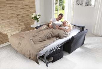 restyl schlafsofa cleo molto faltbett sofa mit kaltschaummatratze dl 130. Black Bedroom Furniture Sets. Home Design Ideas